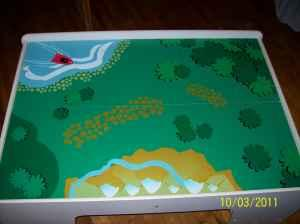 ~~~***~~~TRAIN TABLE~~~***~~~ - $30 (MAYODAN)