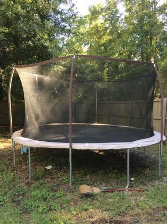 Trampoline for Sale - $90