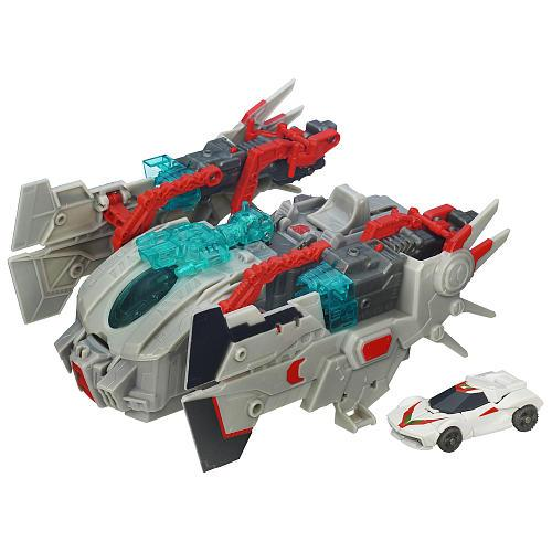 Transformers Cyberverse Vehicles - Wheeljack