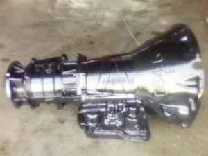 transmissions rebuilt (Sparks)