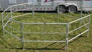 TRAVEL CORRAL PANELS FOR YOUR HORSE TRAILER - $264