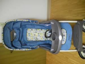 travel system(carseat,base,stroller) - $90 (menasha)