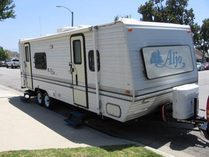 Travel Trailer 2000 Aljo For Sale In Anaheim California
