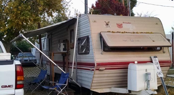 travel trailer 4 sale for sale in bakersfield california classified. Black Bedroom Furniture Sets. Home Design Ideas