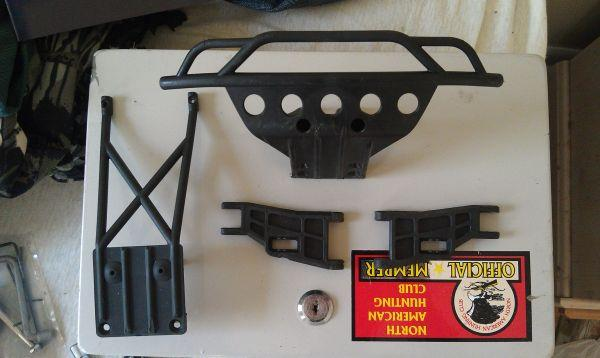Traxxas 2wd Slash Parts - $1 flint