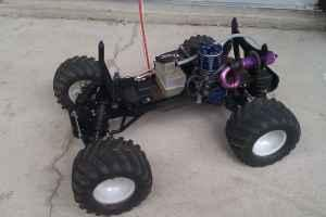 Traxxas Nitro Stampede Rc Truck Boulder Co For Sale