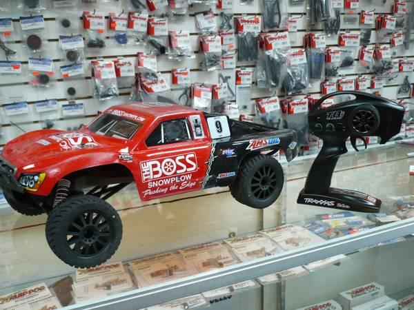 Traxxas Slash 110th VXL Brushless 2WD RTR - $300