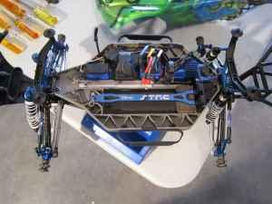 Traxxas Slash 4x4 PlatinumUltimate Long Travel RC Truck - $750 Hutchinson, Ks.