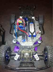 Traxxas slash brushless - $225 Jeffersonville