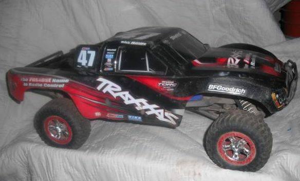 Traxxas Slash Brushless Vxl RC Car SUPER FAST