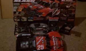 traxxas slash vxl 1 month old - $270 spring lake