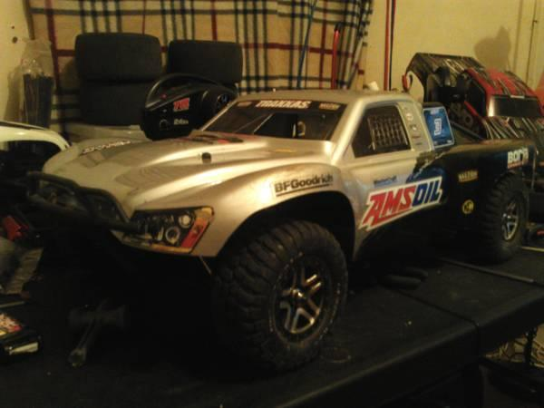 traxxas slayer pro 4x4 sale or trade