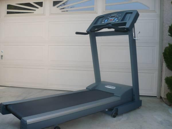 Treadmill Pacemaster Gold Elite Fold Up 3 Hp Motor For