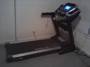 Treadmill - Sole F80 - $1200 Waterford
