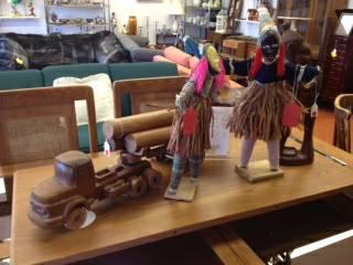 Treasure Store Collection Of Africian Pieces From The Ivory Coast For Sale In Lynchburg