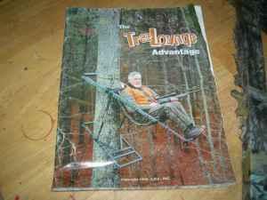 Tree Lounge deer stand climber - $150 Byhalia,Ms