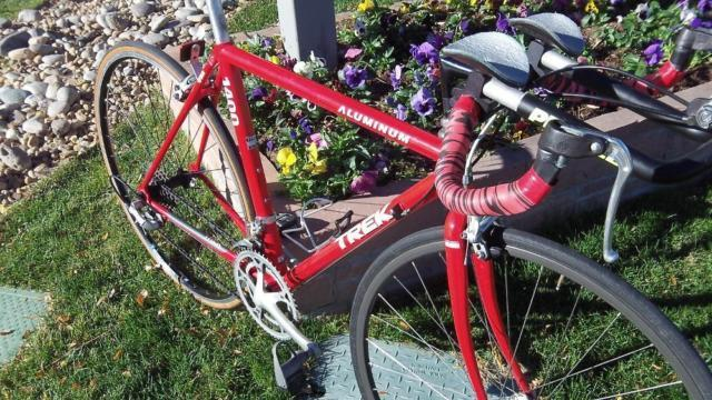 TREK 1400 ROUTE BIKE VINTAGE VERY GOOD CONDITION FRAME