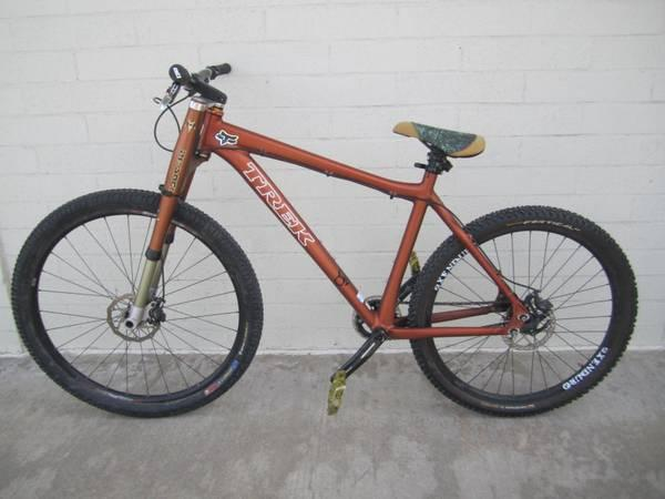 Bikes Craigslist Delaware Trek Er Mountain Bike for