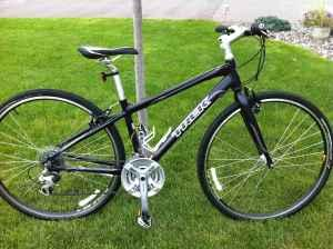 Trek 7 2 Fx 2011 Wsd Hybrid Bike Baxter For Sale In Brainerd