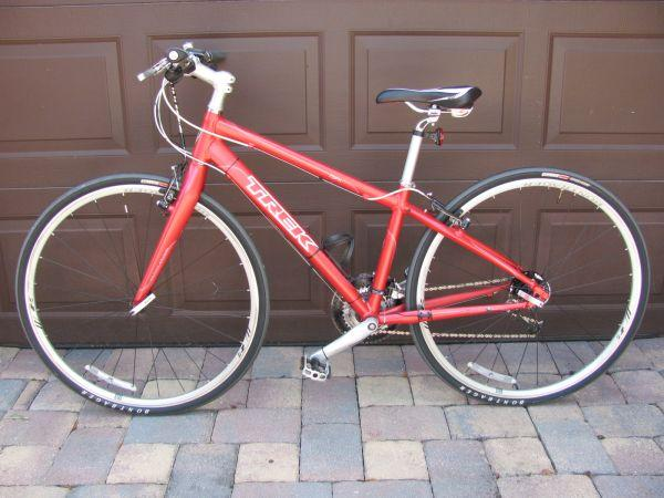 TREK 7.5 FX wsd - $700 (Lake Mary, FL)
