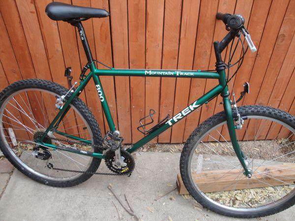 Trek 800 Mountain Track S Boulder For Sale In Boulder