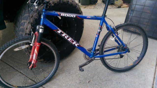 Trek 8000 Slr With Rolf Tires Obo For Sale In Cumming