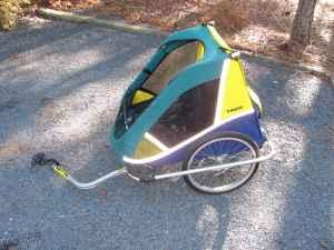 Trek Bicycle Trailer Pinehurst For Sale In Charlotte