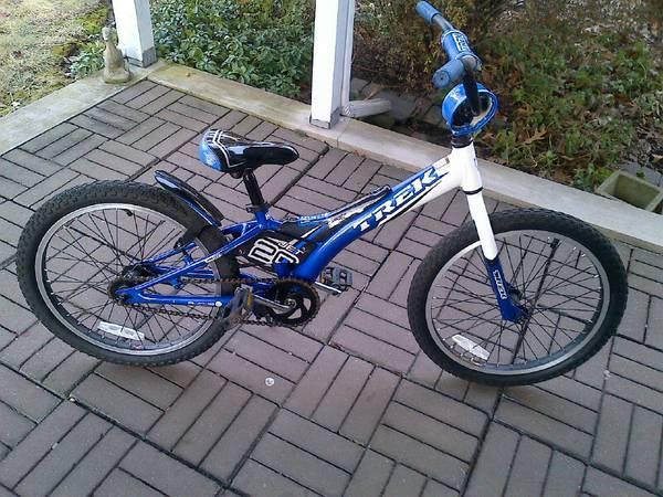 Trek Jet 20 Bmx Bike Nice For Sale In Westfield New