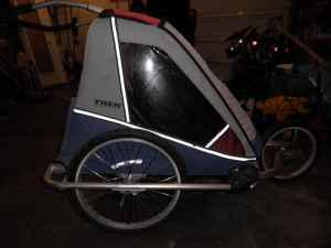 Trek Jogging Stroller Bike Trailer Soldotna For Sale In
