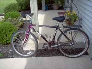 Bikes For Sale West Lafayette Indiana TREK MOUNTAIN TRACK BIKE