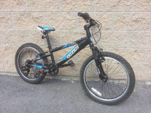 56193385c0c Trek MT60 chidrens mountain bicycle - for Sale in Park City, Utah ...