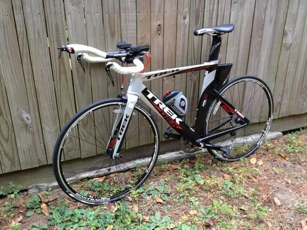 Trek Speed Concept 2.5-Amazing Tri Bike in New Condition ...