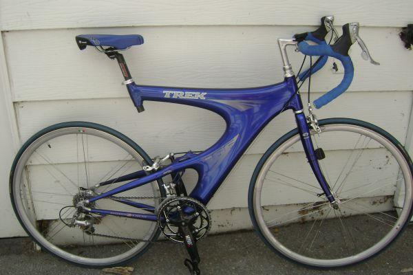 Trek Y Foil All Carbon/Ultegra Road Bike L - $1000