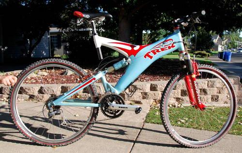 trek  custom mtn bike  sale  sacramento california classified americanlistedcom