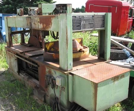 Trennjaeger - Model PMC 12 Cold Saw - comes with Feed