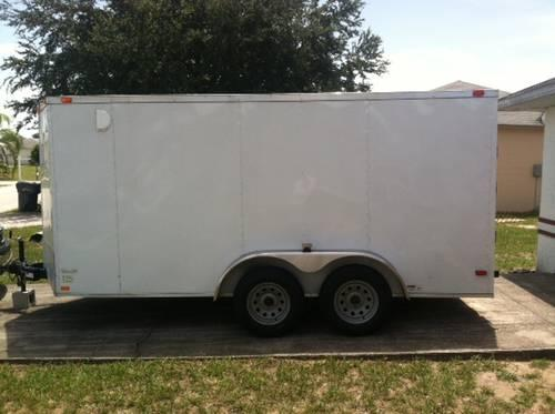 tri axle trailer for sale 21000 gvwr new price apr 2012 for sale in plant city florida. Black Bedroom Furniture Sets. Home Design Ideas
