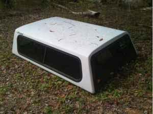 Used Tires Mobile Al >> Tri-Glas Truck Topper or Camper Shell - (Ashville) for ...