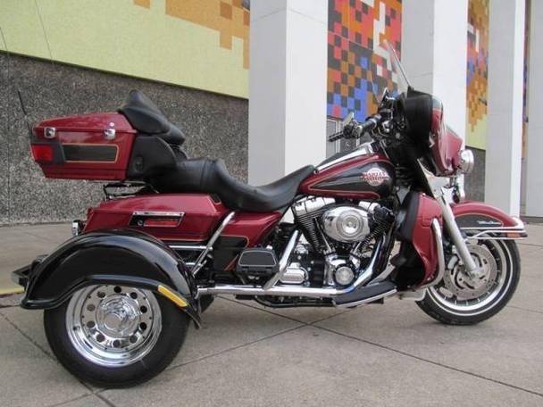 Trike Harley Davidson Ultra Classic for Sale in Arlington