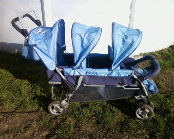 Triple Stroller Ogdensburg