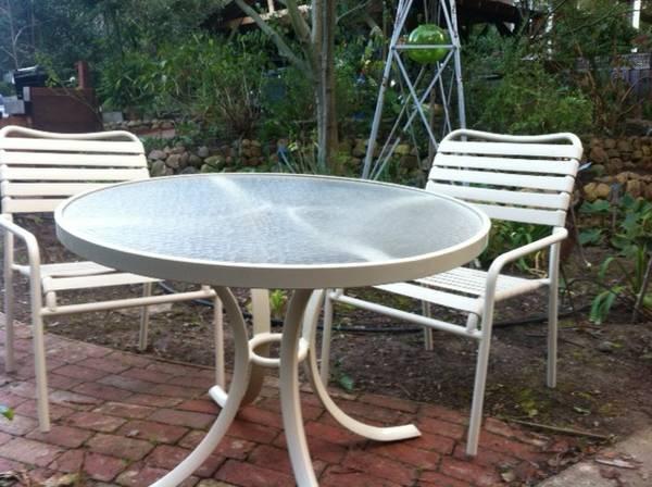 Tropitone Patio Set For Sale In Menlo Park California