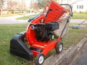 Troy Bilt Model 47279 Chipper Shredder Vac 5hp 43615 For
