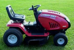 Troy Bilt Riding Lawn Mower 42 Quot Cut Auto Drive R C