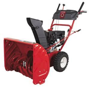 Troy-Bilt Storm 2410 Dual-Stage Snow Blower - $450