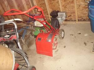 troy built bronco tiller - $375 (ashtabula ohio 44994)