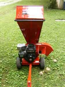 Troy Built Wood Chipper - $375 (Greencastle)