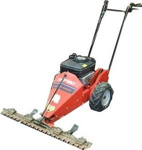 troy -bilt walk behind sickle bar mower - $500