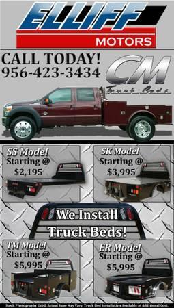 Truck beds for sale in adams gardens texas for Elliff motors harlingen tx