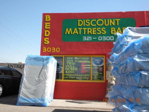 Truck load sale on spring air mattress 39 for sale in tucson for Affordable furniture tucson