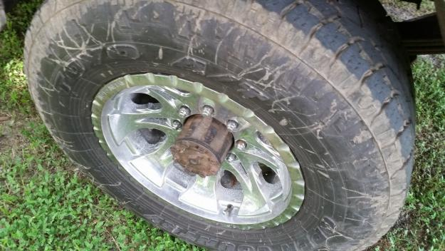 Truck wheels and tires for sale for Sale in Lorida ...