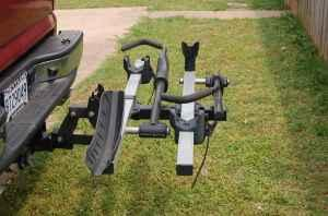 Trule 917 T2 Hitch Bike Rack - $250 (Bossier City)